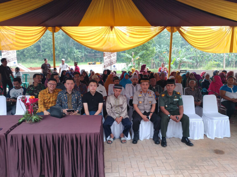 Corporate Social Responsibility Sanur Valley Serpong 1