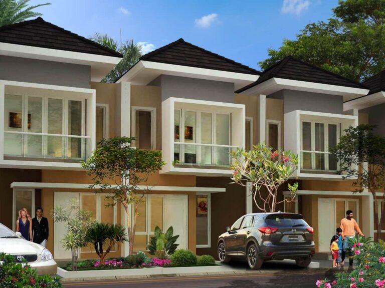 Rumah Nusa Dua Sanur Valley Serpong